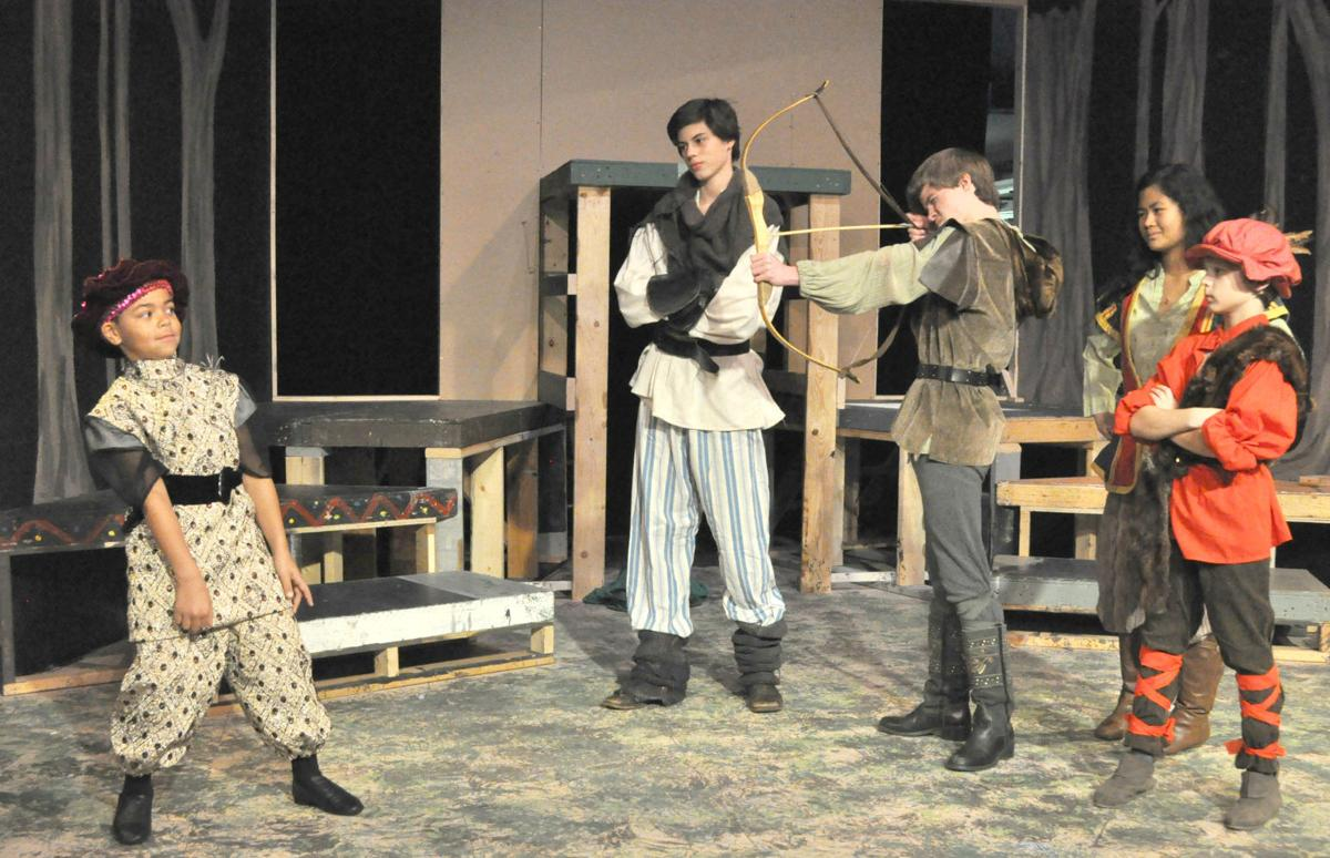 Northfield Arts Guild's Purple Door Theater presents 'Robin Hood'