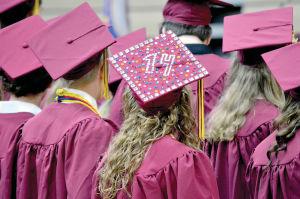 2014 Medford graduation