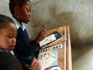 Teaching through art