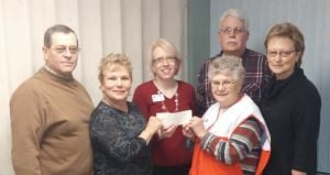 Waseca Concert Proceeds Support Red Cross Services