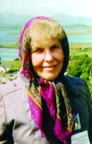 Birthday: Rosemary Johnson