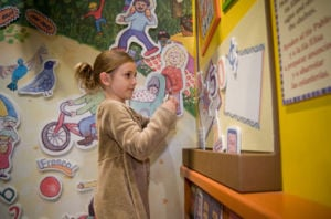 Travelling literacy exhibit to set up shop in Northfield on Saturday