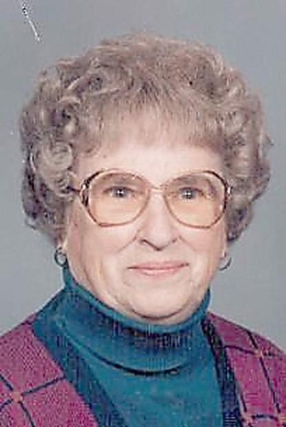 Frances B. (Masche) Jensen of Havana Townshiphavana township