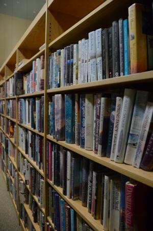 Bunches of books