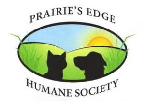 Prairie's Edge Humane Society to hold fundraiser
