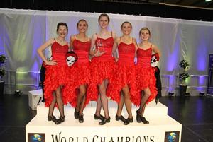 Maple Grove Irish Dance Team crowned World Champs