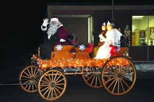 Le Sueur Lights Parade