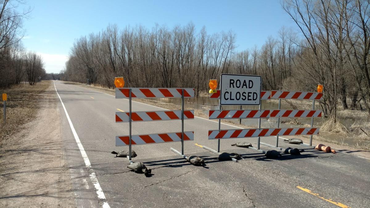 Highway 93 closed between Henderson and Hwy. 169