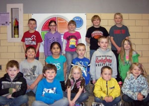 Kenyon-Wanamingo Elementary Students of the Week for April 18