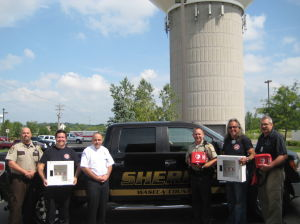 Shakopee Mdewakanton Sioux Community donates Automated External Defibrillators to Waseca