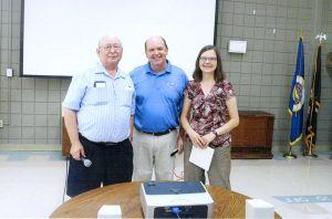 Mercy Ship program presented to Kiwanis Club of Owatonna Golden