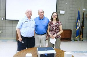 Mercy Ship program presented to Kiwanis Club of Owatonna Golden