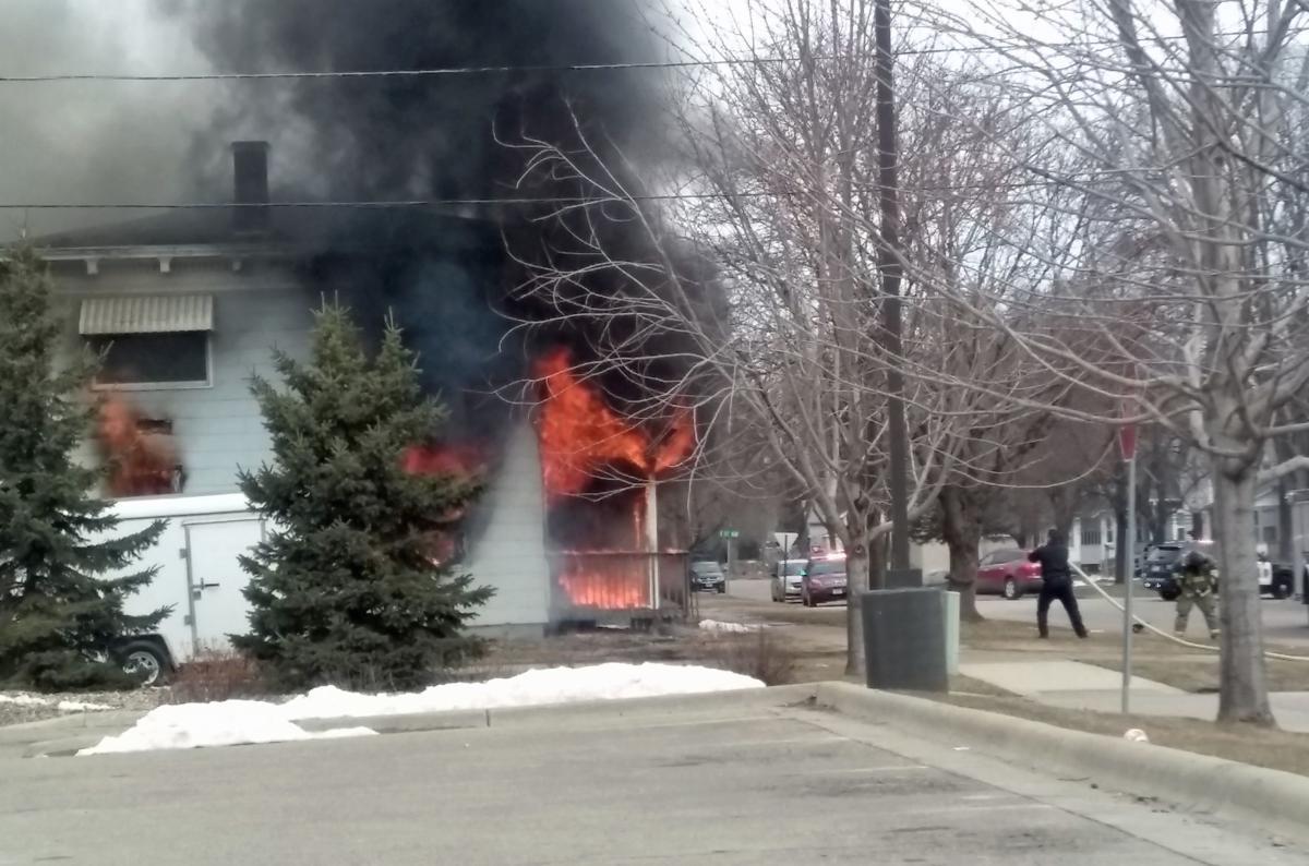 Fourth Avenue fire