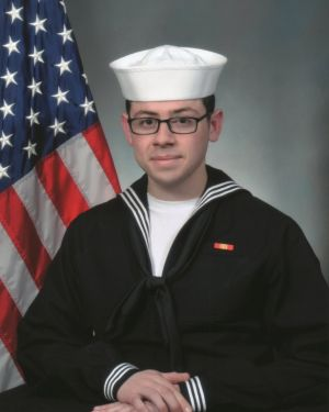 St. Peter man graduates United States Navy boot camp