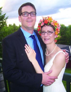 Wedding: Sky Macklay and Sam Pluta