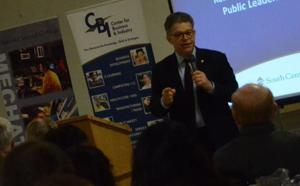 Senator Al Franken SCC Workforce Summit