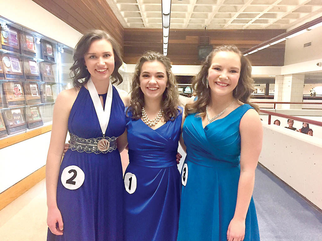Owatonna native Abigail Hansen named Distinguished Young Woman of Minnesota, will compete at nationals in Mobile this summer