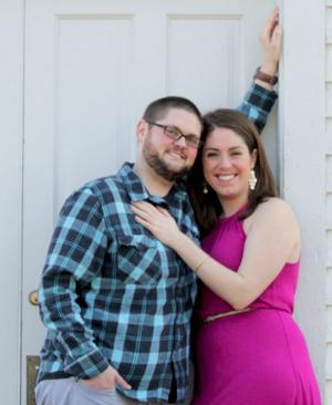 Engagement: Natalie Green and Zachariah Huntley