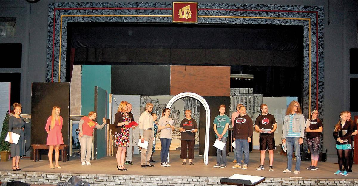 a scene review of the play much ado about nothing Much ado about nothing, review  whedon's much ado about nothing is a delight - agreeable,  the play, of course,.
