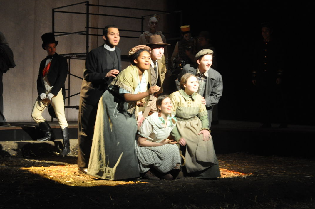 St. Olaf College theater department brings 'Elephant's Graveyard' to life