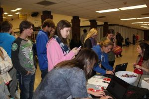 Agent praises Waseca high schoolers participation in safe driving campaign