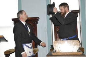 Sixth generation Freemason named president at St. Peter lodge
