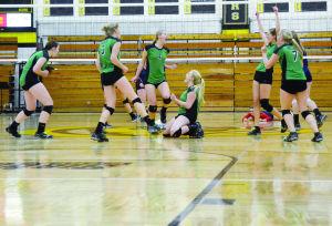 WEM volleyball