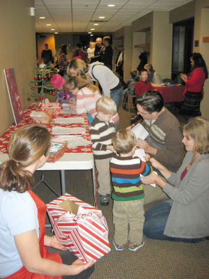 Sixth annual 'Breakfast with Santa' set for Bethel Lutheran in Northfield