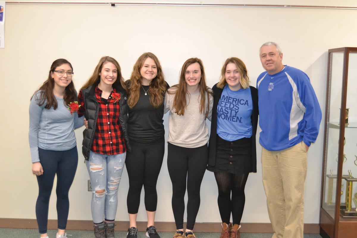 OHS chapter of DECA to send students to state once again
