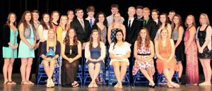 Le Sueur-Henderson National Honor Society Induction