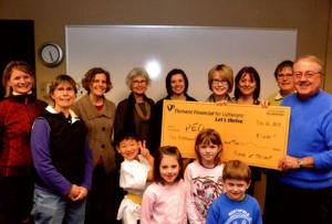P.E.O. Chapter FR raises preschool education funds