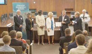 Northfield Union of Youth honored at Character Recognition Awards