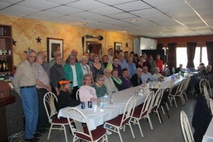 2014 Le Sueur County Relay hold Life Survivor's Luncheon
