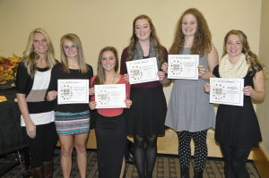 All-conference honors