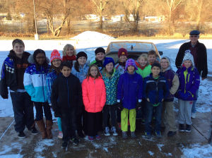 Le Sueur-Henderson Hilltop Peacemakers Holiday Food Drive