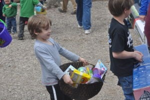 Easter Egg Hunt 1