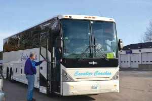 2013 Huskies Fan Bus