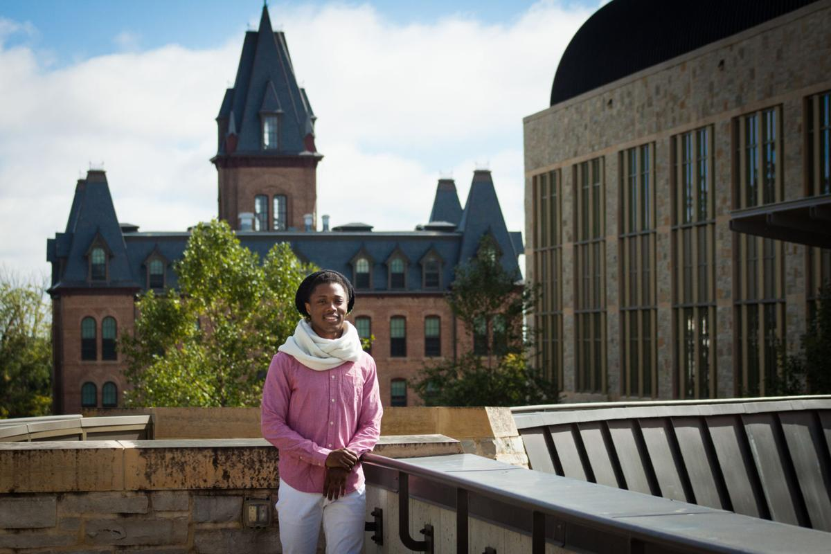 St. Olaf student, National Dialogue Award winner on getting communities to talk
