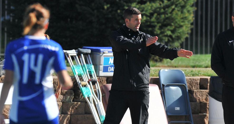 Tudor Flintham named head men's soccer coach at Gustavus