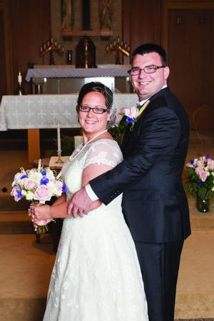 Wedding Spindler and Jeffery
