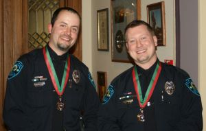 Faribault detectives recognized for extraordinary service on Seibel case