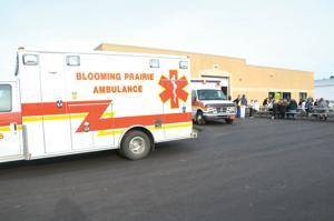 BP Ambulance Open House