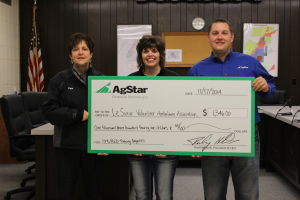 AgStar Financial Grant Award to the Le Sueur Ambulance Department