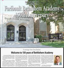 Bethlehem Academy 150th Anniversary