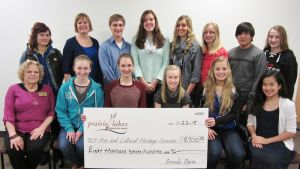 Arts scholarships awarded to 29 Nicollet County youth