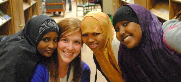 After school refugee program