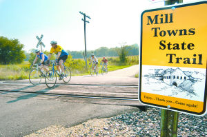 Mill Towns State Trail