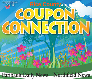 Rice County Coupon Connection Winter/Spring 2014