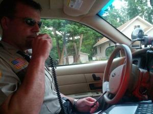 Rice County Sheriff's Deputy Daryl Mador