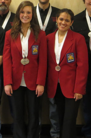 Waseca student takes honors at national SkillsUSA competition